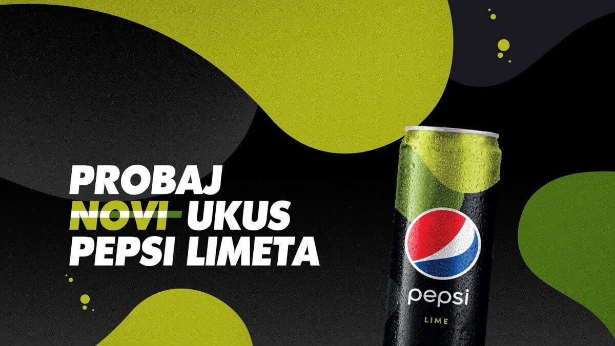 Novi ukus u Pepsi porodici